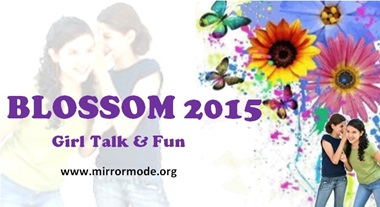 Blossom 2015 Mirror Mode Mentoring