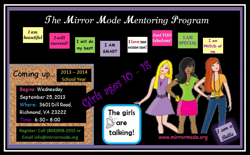The Mirror Mode Mentoring Program