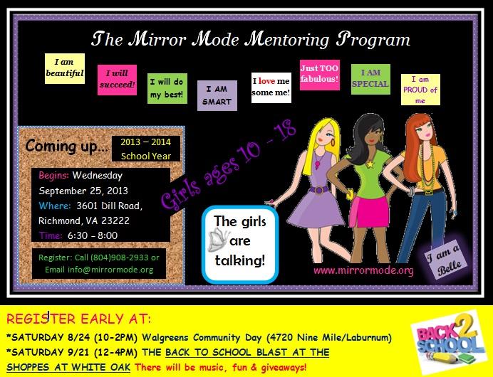 Choices_The Mirror Mode Mentoring Program