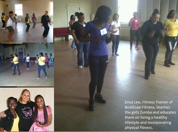 Mirror Mode, Inc. Healthy Lifestyle Workshop